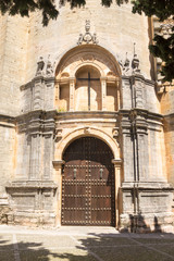 Renaissance Church Door