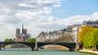 pont de sully und notre dame