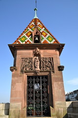 Käppelijoch, Mittlere Brücke, Basel, Switzerland