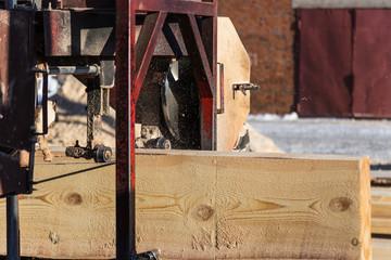 sawmill