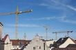 Baustellen, München