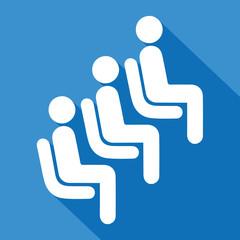 Logo salle d'attente.