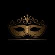 cracky golden mask - 64417329