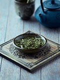 Sencha Green Tea poster