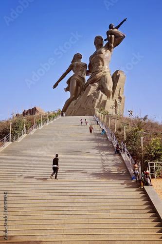pomnik de la Renaissance Africaine (Dakar)
