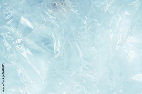 Leinwandbild Motiv Plastic texture