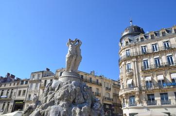 Fontaine des Trois Grâces, Montpellier
