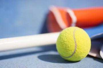 Green Tennis Ball