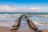Buhnen an der Ostsee - 64421995
