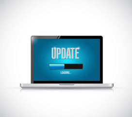 update your computer software illustration design