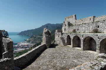 Salerno - Castello Arechi e Costiera Amalfitana
