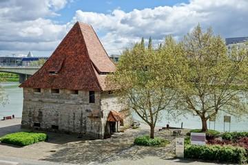 Cityscape of Maribor, Slovenia