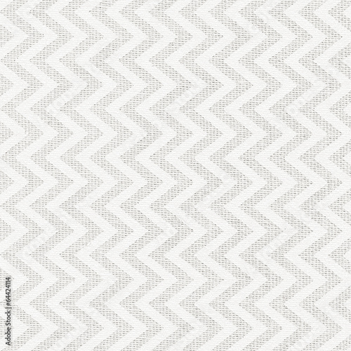 Fotobehang Stof White foggy linen texture with painted pattern