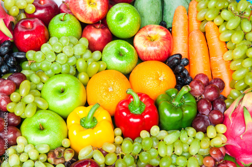 Fruits for healthy