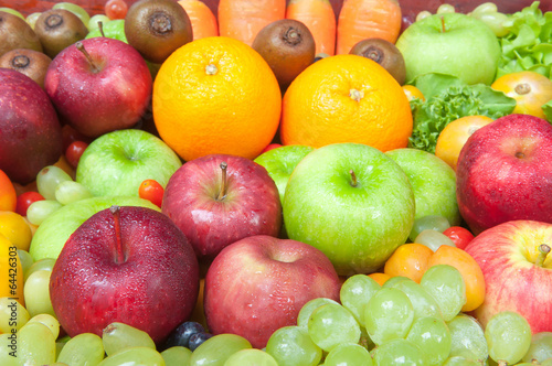 Fruits and Vegetables for detox