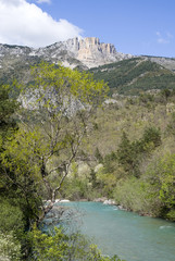 Mountains of Verdon Natural Regional Park, France