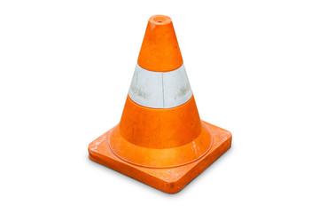 Road bollard traffic cone