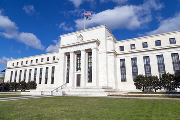 Washington, DC - Federal Reserve Headquarters