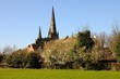 Cathedral, Lichfield, England © Arena Photo UK - 64429964