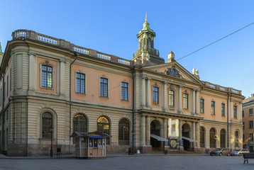 Stockholm Stock Exchange Building