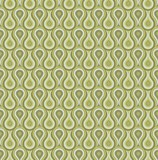 Fototapety Seamless space droplets shed background pattern olive