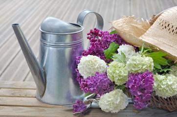 bouquet de fleurs de campagne