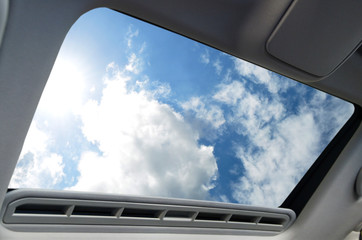 Automotive sunroof