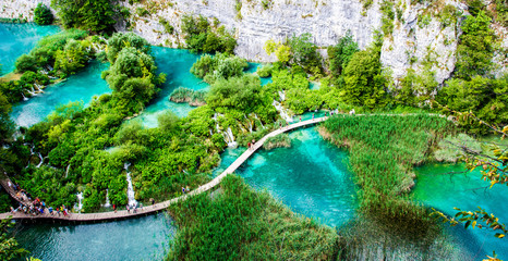Plitvice National Park, Croatia