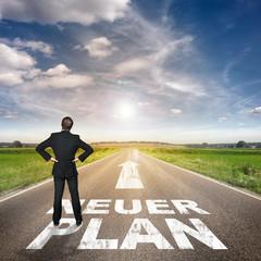 Neuer Plan