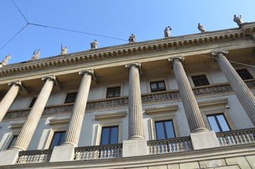 Architecture, Milan