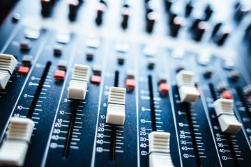 Ton Mischpult / Audio Mixer