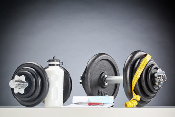 Sport Equipment - Dumbbells and Accessories
