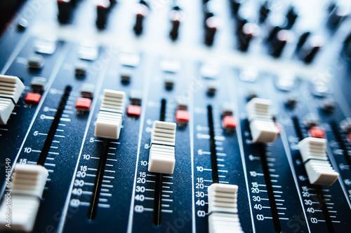 Ton Mischpult / Audio Mixer - 64441549