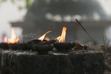 Tempelfeuer