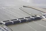 Eidersperrwerk Nordsee