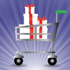 basket for shopping