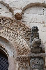 Cattedrale di Trani dettaglio