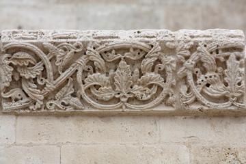 Cattedrale di Trani bassorilievo