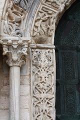 Cattedrale di Trani portale