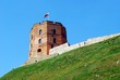 Tower of Gediminas, Vilnius, Lithuania