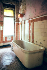 Badezimmer (retro)