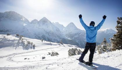 Alpine Winter sports