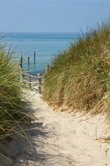 Strandaufgang Darßer Ort