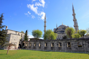 Moquée Bleue d'Istanbul
