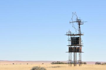 Windpump near Helmeringhausen, Namibia