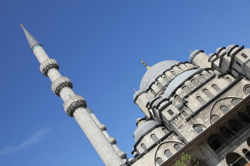 Mosquée neuve d'Istanbul