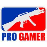 Pro Shooter Waffe Killer eSport poster
