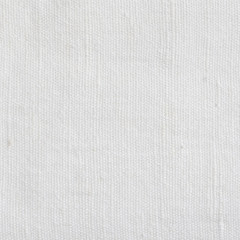 Natural Bright White Flax Fiber Linen Texture, Detailed Macro