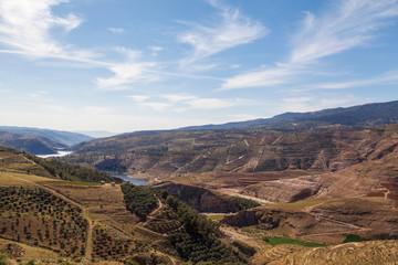 Panorama Jordanien