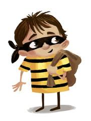 niño ladrón